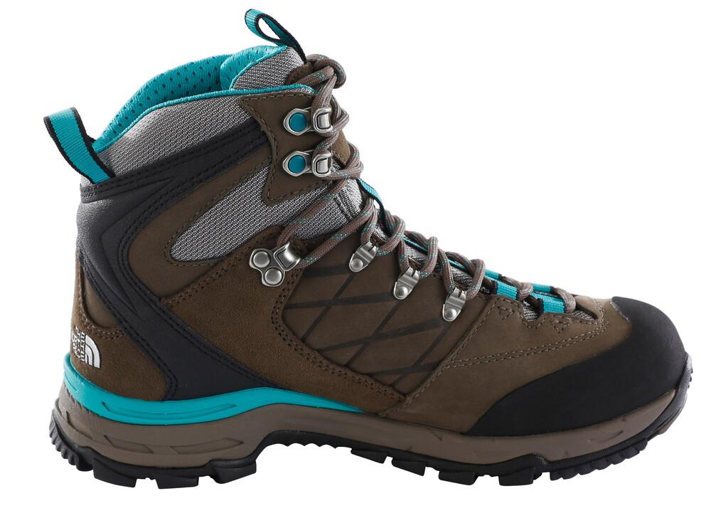 The North Face Verbera Hiker II GTX Chaussures femme marron